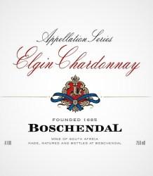 Boschendal Elgin Chardonnay 2015