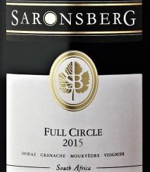 Saronsberg Full Circle 2015