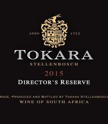 Tokara Director's Reserve White 2015