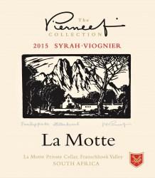 La Motte Pierneef Syrah Viognier 2015