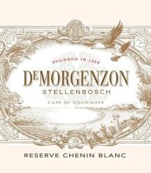 DeMorgenzon Reserve Chenin Blanc 2016