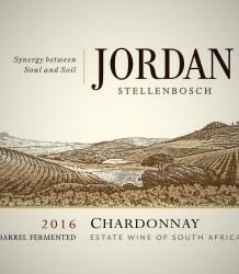Jordan Barrel Fermented Chardonnay 2016