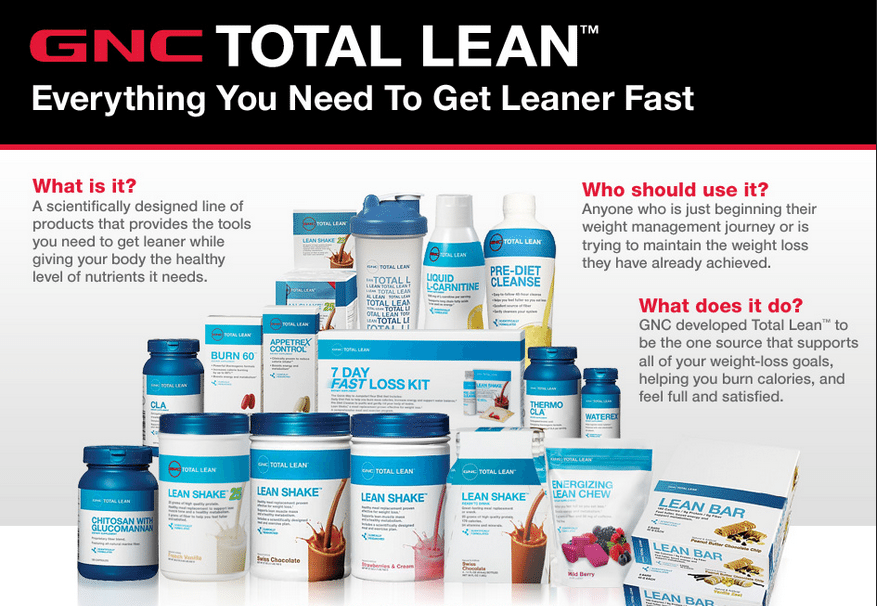 GNC Total Lean Shake Review Buy It