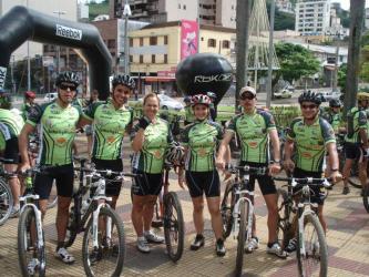 Bike Light movimenta a cidade domingo