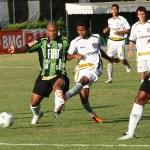 Botafogo atuou com dez jogadores desde os 8 minutos de partida