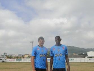 Reforços do Cruzeiro já treinam no Tupi