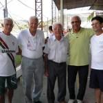 Batista-Sérgio-França Getúlio, Subirá-Devanir e Mário-Lúcio