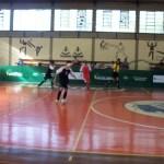 Lance da goleada da seleção de Minas por 9 a 0 sobre a seleção de São Paulo