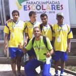 Welton, Felipe Marques, Rawdrey, Carlos Cristiano e Leo Lima
