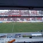 Jogo de equipes locais de futebol feminino foi preliminar da final da Série D