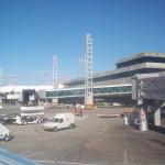 """Escala do voo dos torcedores em Salvador: céu """"de brigadeiro"""" a caminho de Recife"""