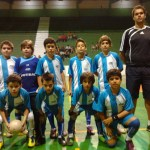 Cascatinha Country Clube - Equipe sub-11