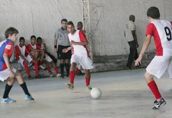 Copa de Futsal do Poupança Jovem: veja resultados