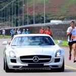 Eberth da Silva Silvério venceu os 12,5km da Corrida da Mercedes-Benz