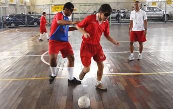 Léo Lima vai treinar Seleção Brasileira de Futebol de Cinco