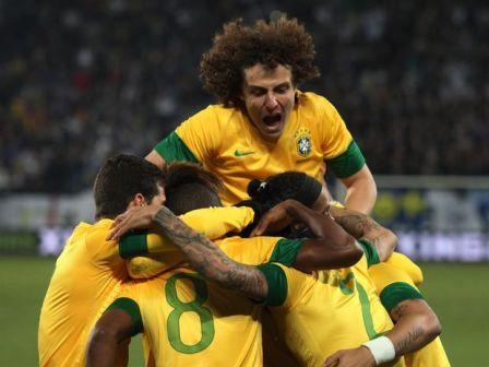 Brasil vence a Bósnia sem apresentar bom futebol
