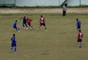 Carijó vence o Resende: 2 a 1. Time B perde na Copa Integração