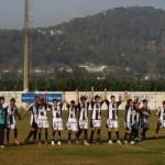 Equipe mirim do Tupi estreou com vitória em torneio internacional de base em JF