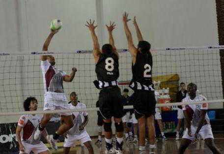 Vôlei da UFJF vence o segundo amistoso contra o Botafogo: 3 a 1