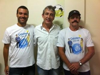 Concurso Cultural Golden: Toque de Bola entrega prêmios. Veja fotos
