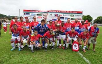 Copa Prefeitura Bahamas: Bavet e Uberabinha campeões. Mais 3 finais
