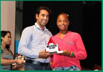 Mariana (atletismo) e Lucas (futsal) entre melhores do ano em Minas