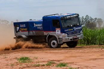 Flávio Bisi é campeão brasileiro de rally cross-country