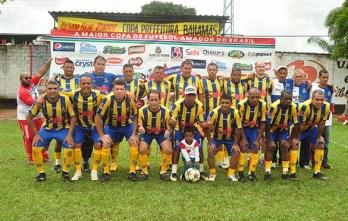 Copa Prefeitura Bahamas: Amigos do Cacai e Bom Jardim campeões