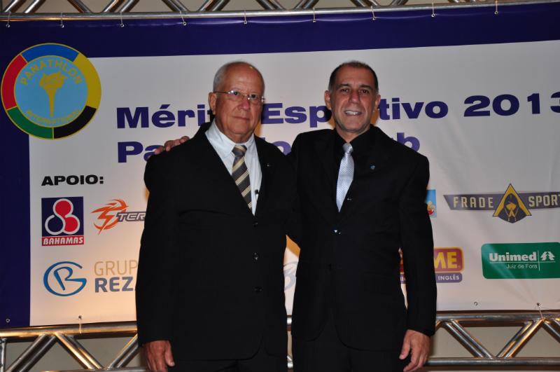 Mérito Esportivo Panathlon: esporte em noite de gala
