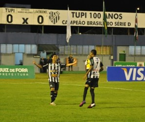 Copa do Brasil: Tupi enfrenta Juazeiro-BA e pode pegar o Fluminense
