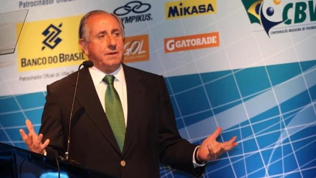 Presidente da FIVB, Ary Graça Filho teve seus contratos à frente da CBV suspensos