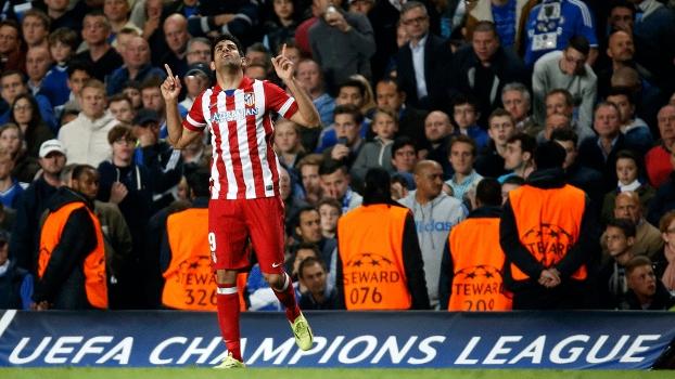 Diego Costa deixou a sua marca na vitória indiscutível sobre o Chelsea