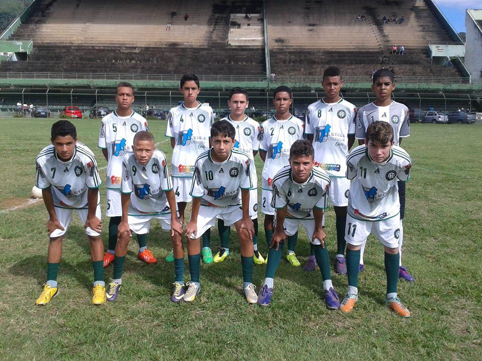 Equipe Infantil do Projeto Bom de Bola