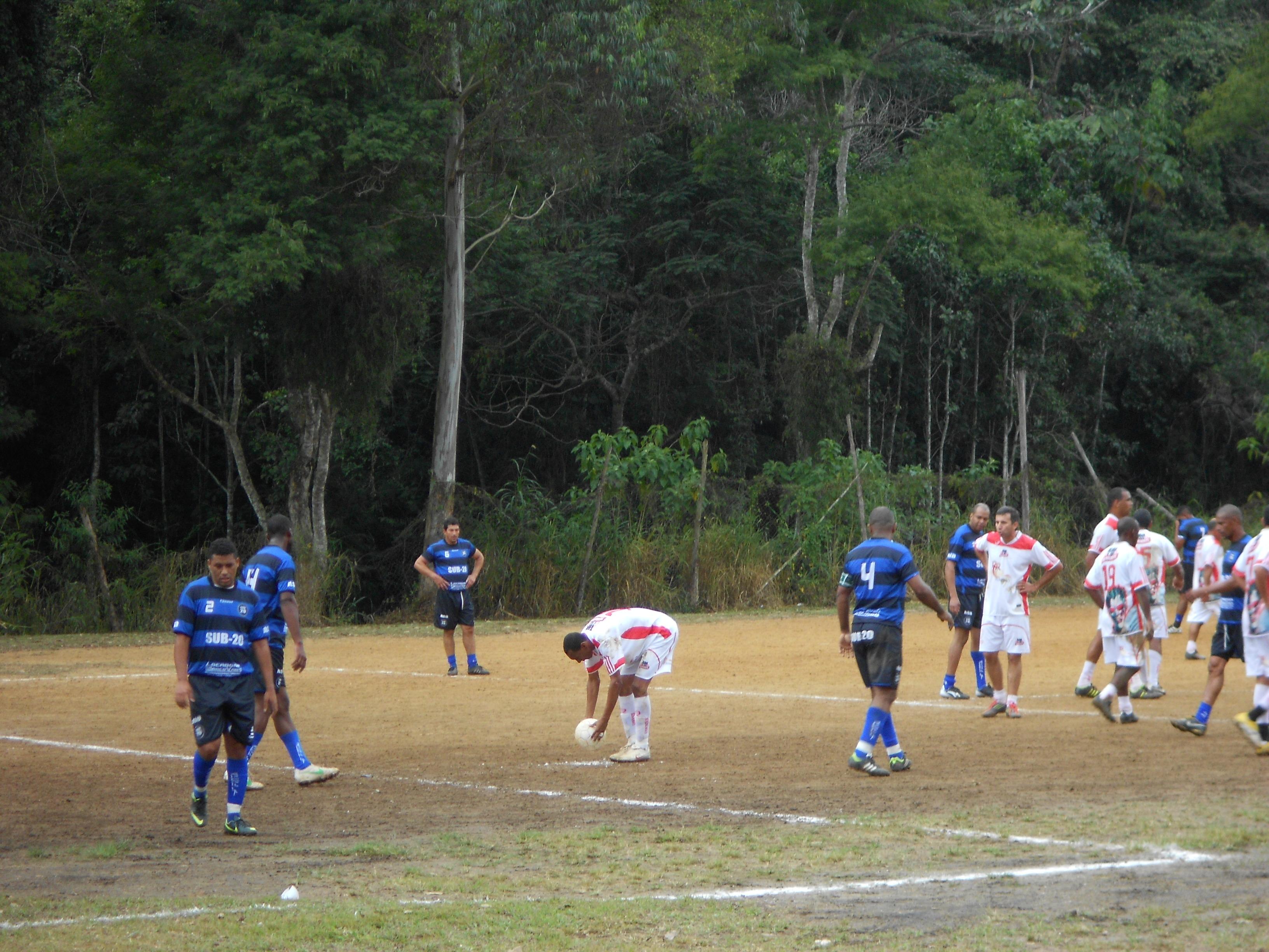 Copa JF de Futebol Amador: 60 gols marcados no domingo