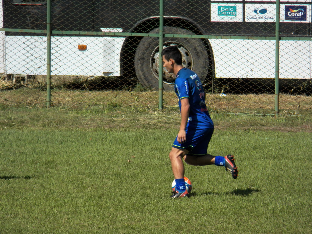 Chico deve ter condições de estreia para a quarta rodada da Série C, contra o Caxias