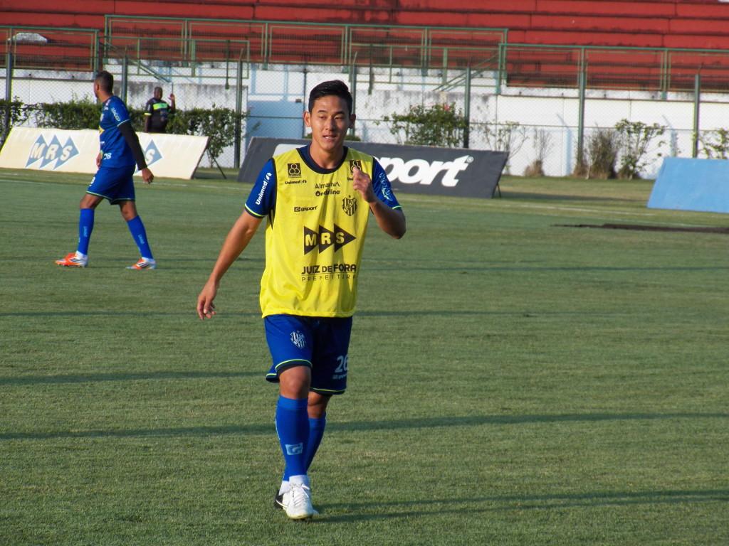Chico atuou no lugar de Maranhão no treinamento desta quinta-feira, 29, e deve começar a partida contra o Madureira