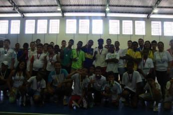 Campeonato de Badminton é atração em Santos Dumont, com aspecto social