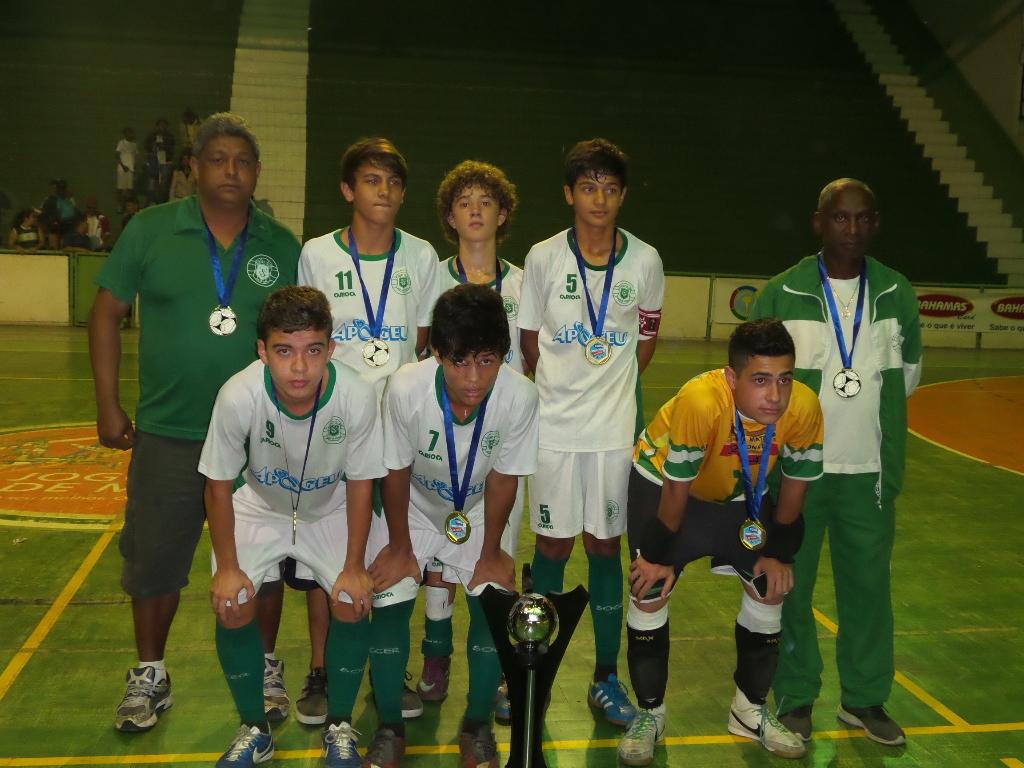 Sport Club Juiz de Fora: campeão da Copa Prefeitura Bahamas de Futsal