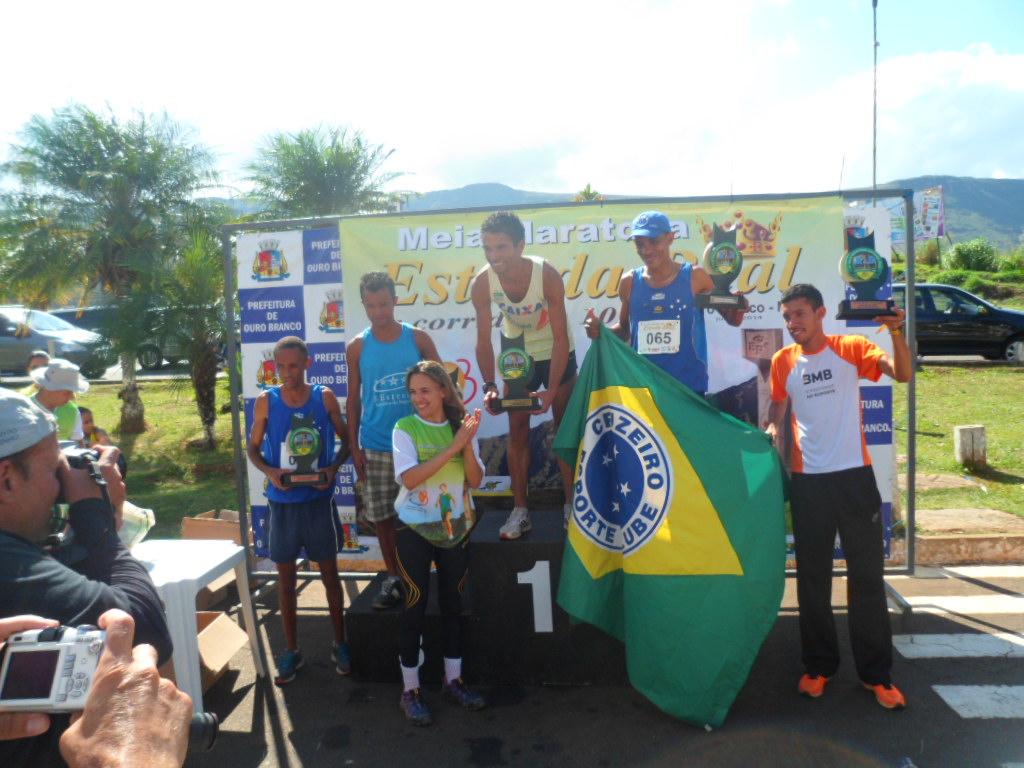 Flávio repete resultado da Meia Maratona de JF Fripai/PJF