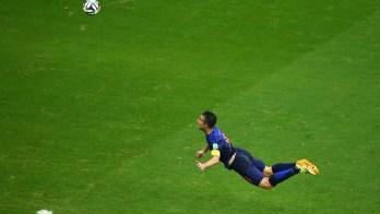 Pelo Grupo B, Holanda humilha Espanha e Chile vence Austrália