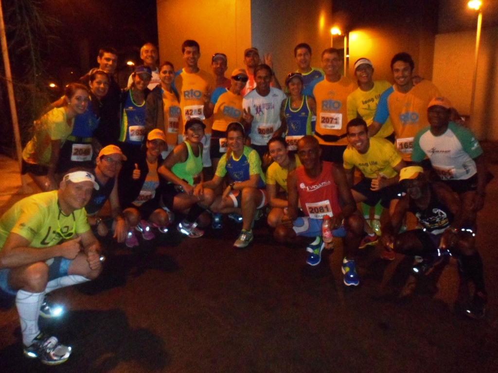 Maratonistas representam Juiz de Fora com tudo em mais um evento nacional
