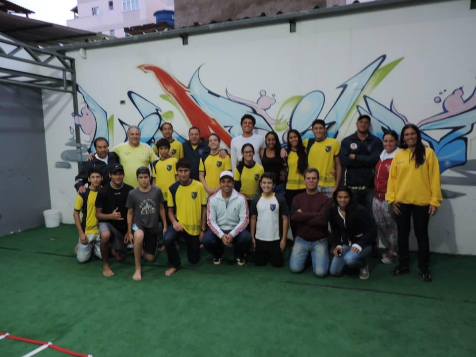 Evento contou com satisfatória participação de atletas, estudantes e profissionais de Educação Física