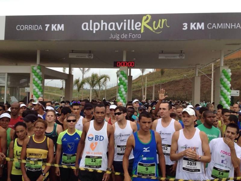 Alphaville Run foi atração e contou pontos para o 28º Ranking de Corridas de Rua de Juiz de Fora