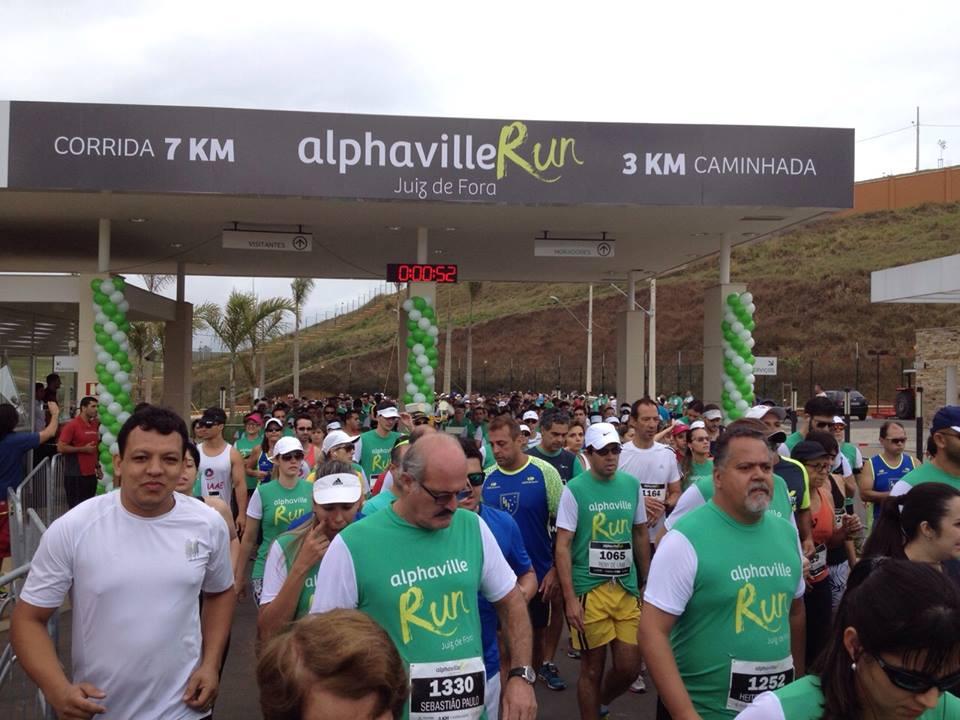 Alphaville Run: SEL divulga resultados oficiais da prova, válida pelo 28º Ranking de Corridas de Rua de Juiz de Fora