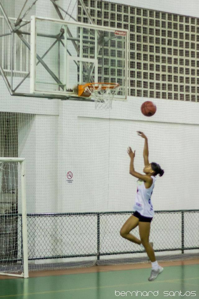 Neilane é mais uma atleta das equipes de basquete de JF a ser selecionada para defender o Estado em competição nacional