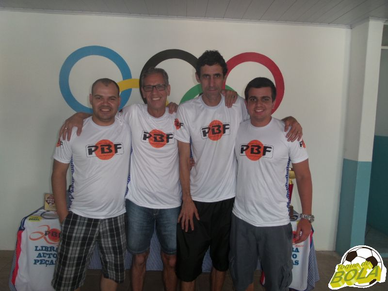 PBF tem orgulho dos 25 anos e aposta, confiante, em busca de talentos nas escolas