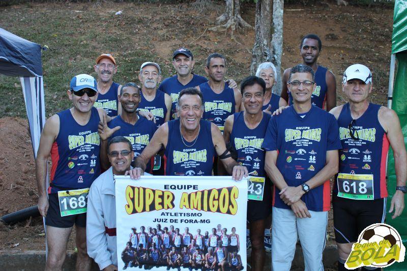 Tradicional equipe Super Amigos A levou a melhor no masculino e será agraciada em cerimônia