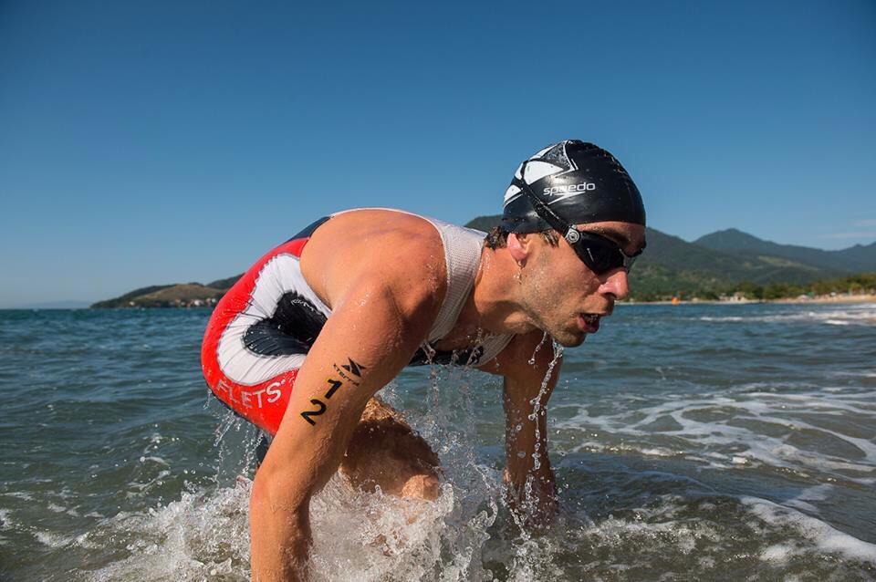 Hugo Amaral é um dos expoentes de Juiz de Fora no triathlon