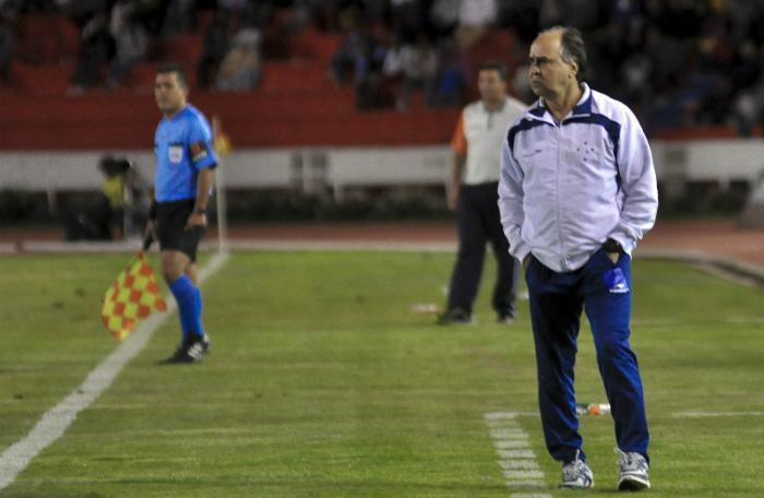 """Cruzeiro confirma escalação """"alternativa"""". Veja quem enfrenta o Tupi. Toque transmite"""
