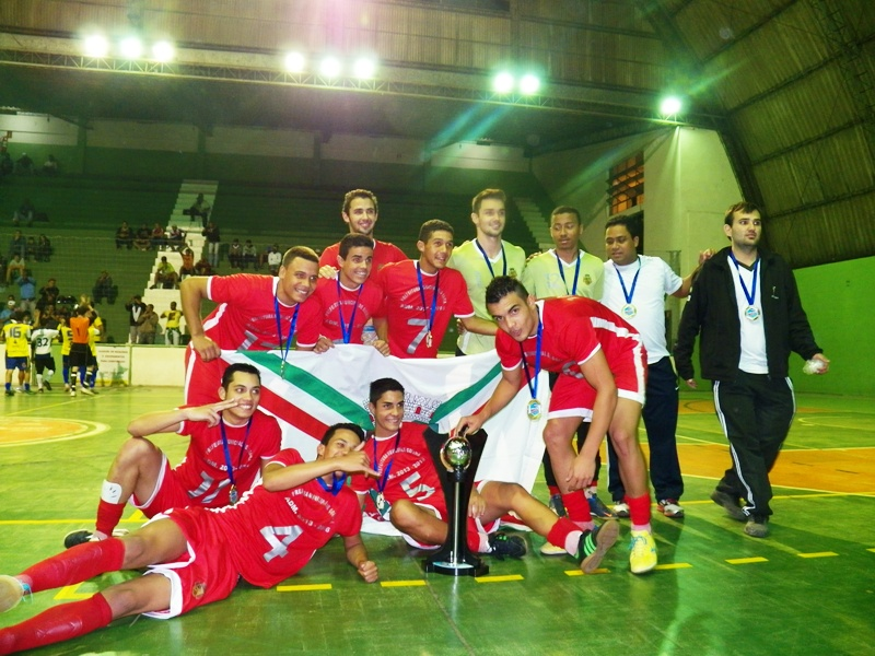 Equipe da Prefeitura de Goianá é a atual campeã da competição na categoria juvenil